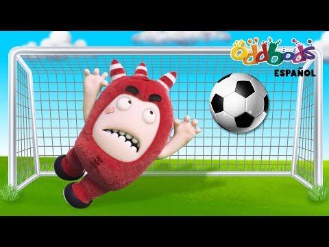 Oddbods | Futbol | Dibujos Animados Graciosos Para Niños