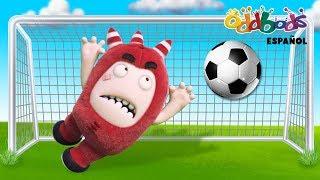 Oddbods - Futbol | NUEVOS Episodios | El Show de Oddbods | Caricaturas Graciosas Para Niños