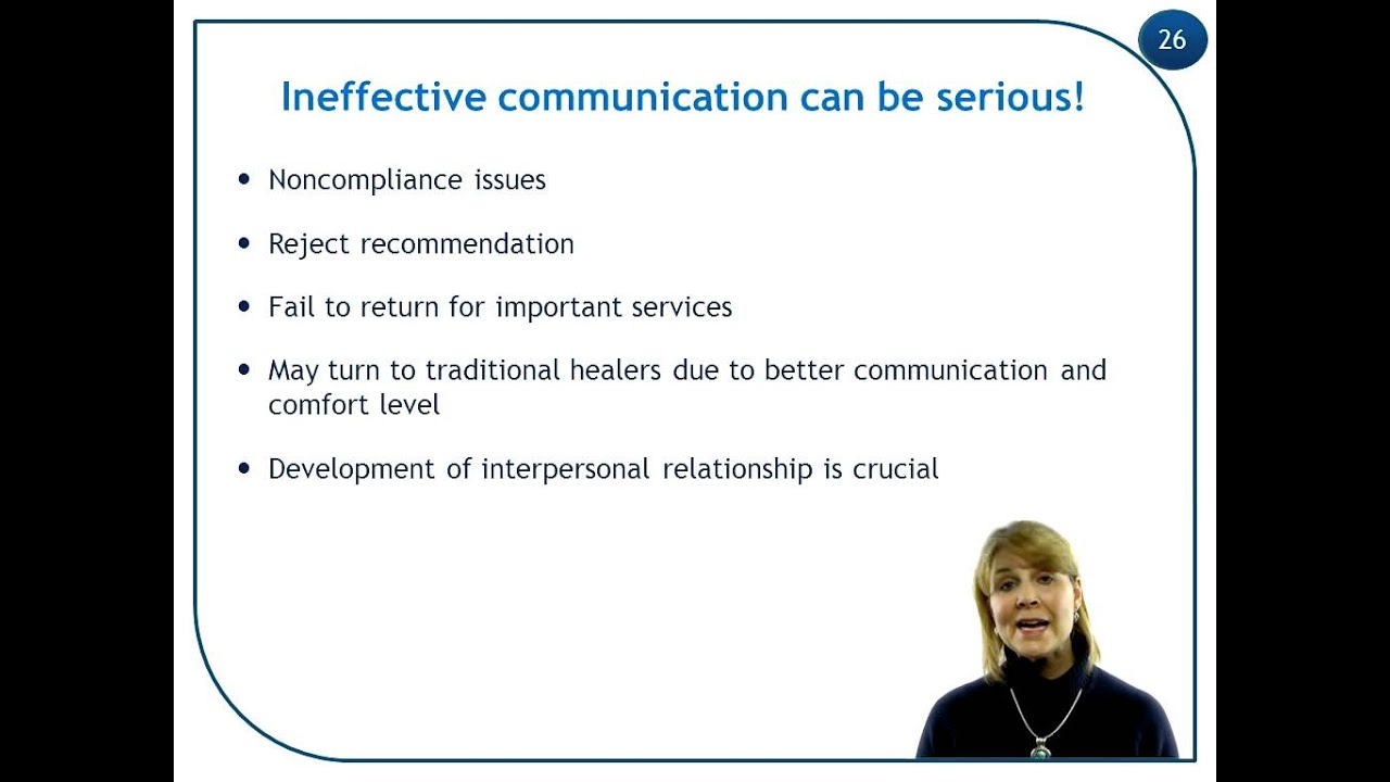 example of ineffective communication in a medical office Poor communication in the workplace includes lack of communication, incorrect messaging, incomplete directions and a host of other problems related to speaking, writing and listening a review of common examples of poor workplace communications can help you take steps to strengthen your ability to.