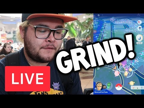 DOUBLE STARDUST LIVE GRIND SESSION! | POKEMON GO | EQUINOX EVENT (2x STARDUST!)