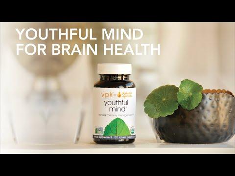 Brain Health: Youthful Mind - vpk by Maharishi Ayurveda