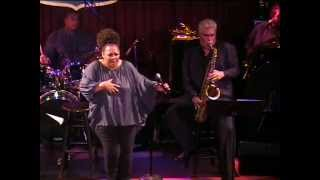 """""""Respectfully Yours"""" ADA DYER Sings ARETHA@ B.B King NYC """" Think"""""""
