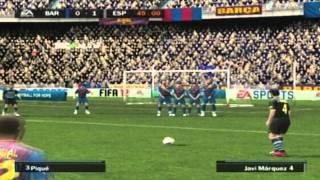 FIFA 12 PS2 Gameplay HD