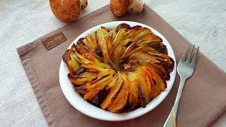 Картофель Запеченный. Рецепты из Картофеля. Праздничная подача.
