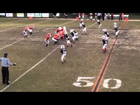 05 Colts Pee Wee AllStars vs NYO Red Devils 11 21 15