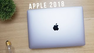"Novidades Apple 2018 - MacBook Pro 13"""