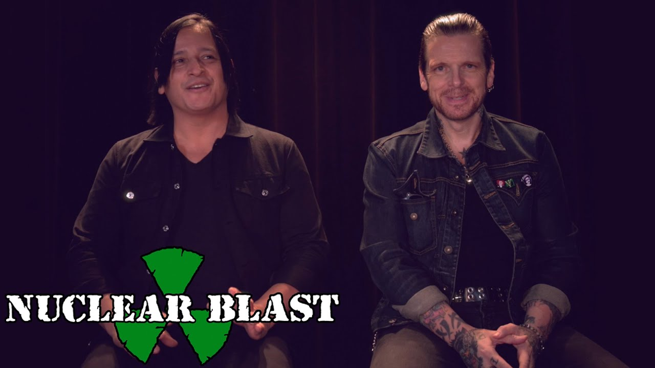 BLACK STAR RIDERS — Robert and Ricky on 'Tonight The Moonlight Let Me Down' (OFFICIAL TRAILER)