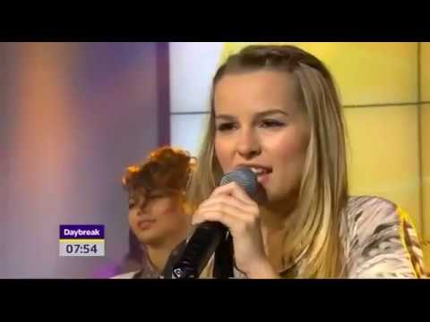 Lemonade Mouth Determinate Live At Daybreak + Interview [8/25/11]