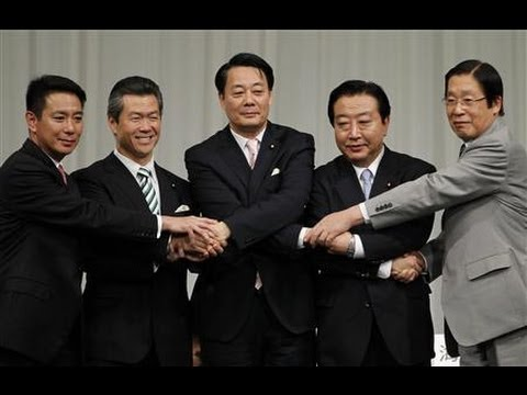 NEW総理大臣? & A級戦犯 J-News! New Prime Minister Profile (& A-Class War Criminals)