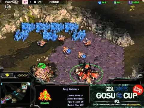 Ro4 Pro7ecT vs CaStrO Game 1 Part 1