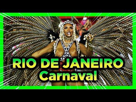 RIO DE JANEIRO TOP 5 | RIO CARNEVAL