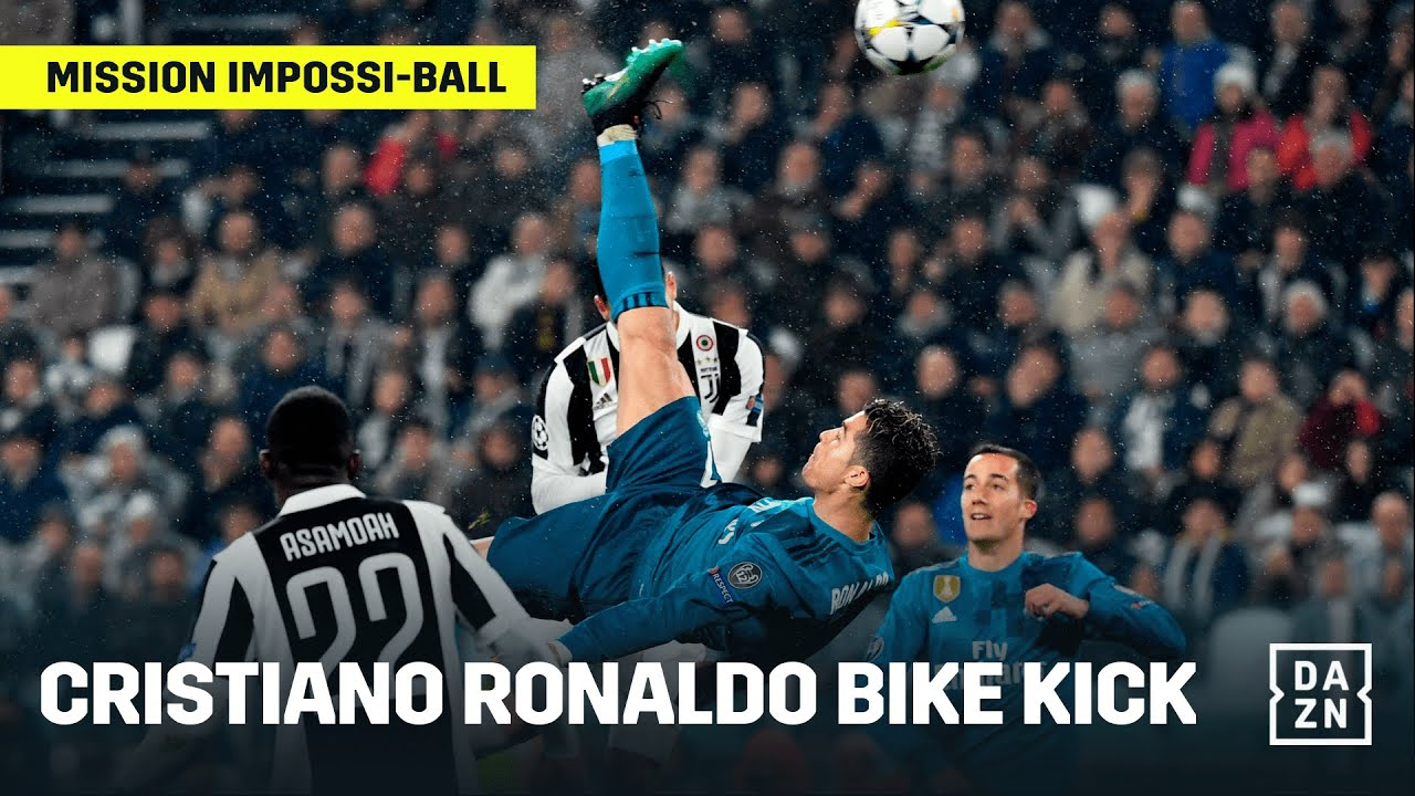 Steve Nash And Stu Holden Attempt Cristiano Ronaldo S Bicycle Kick Episode 2 Mission Impossi Ball Youtube