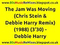 watch he video of The Jam Was Moving (Chris Stein & Debbie Harry Remix) - Debbie Harry