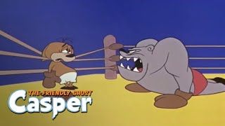 Casper Classics | Peak A Boo! | Casper the Ghost Full Episode | Kids Cartoon | Kids Movies
