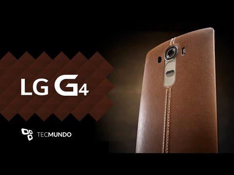 LG G4 [Análise de smartphone] - TecMundo
