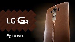 LG G4 [Análise de smartphone] - TecMundo thumbnail