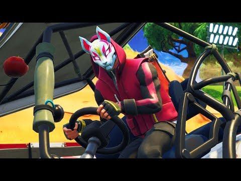How Drift Got His Mask | A Fortnite Film