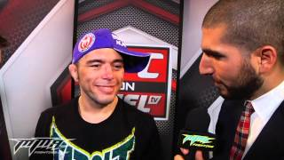 UFC 153: Rony Jason Says He's 'Undefeatable' With His Mask