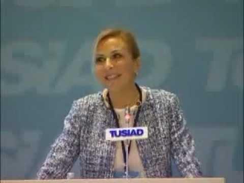 TÜSİAD Yönetim Kurulu Başkanı Ümit Boyner'in Açılış Konuşması