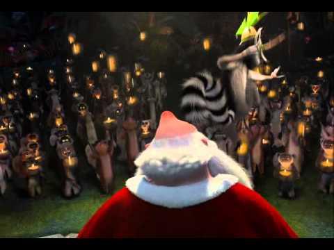 I like to  move it ( Choir version )-Merry Madagascar.avi