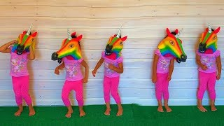 Five Little Monkeys Jumping On The Bed Song   Canciones Infantiles   Canción Bebé