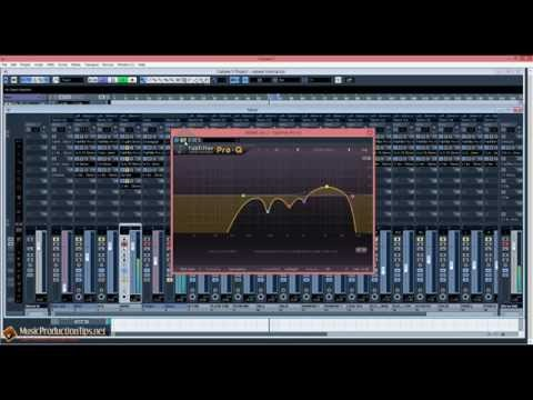 Mixing and Mastering Tutorial [Plugins Only]