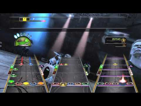 Guitar Hero Metallica For Whom The Bell Tolls Gameplay