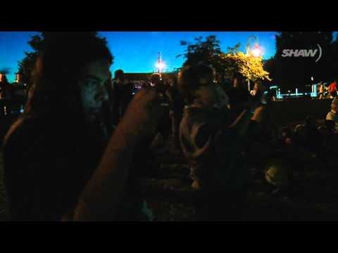 Hiroshima Lantern Ceremony 2012 - Shaw TV Nanaimo