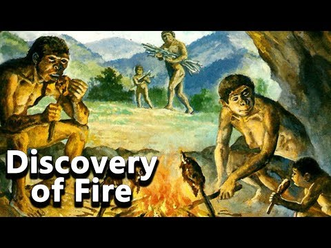 The Discovery of Fire - Journey to Civilization #01 - World History - See U in History
