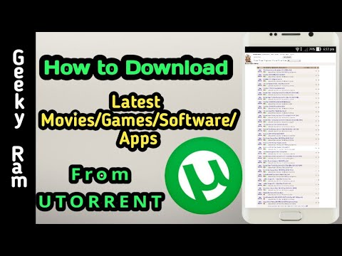 utorrent movie download app for android