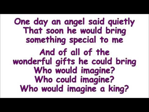 Who Would Imagine A King Lyrics WMV Widescreen HD