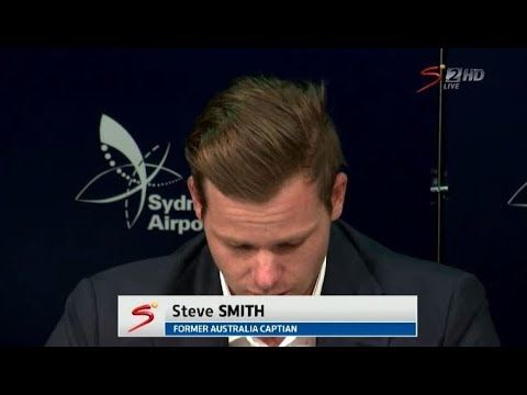 Steve Smith | Press Conference