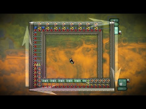Conveyors and Elevators! Oxygen Not Included Automation