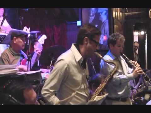 HIghlights Of The Ned Kelly's Rehearsal Big Band with Guest Kenny Martyn Clarinet