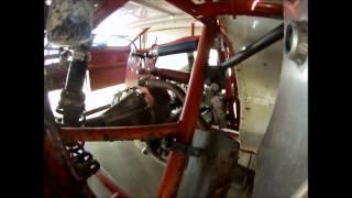 Suspension hot laps