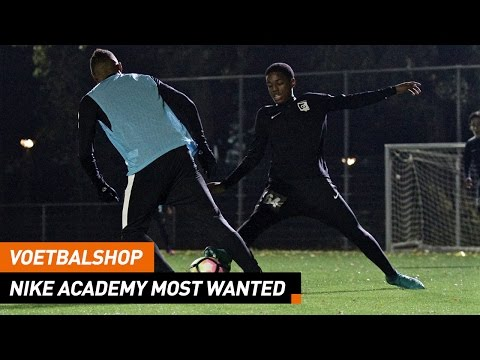 Nike Academy Most Wanted deel 1: Het begin