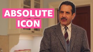 The Marvelous Mrs Maisel | Abe Weissman's Icon Moments | Prime Video