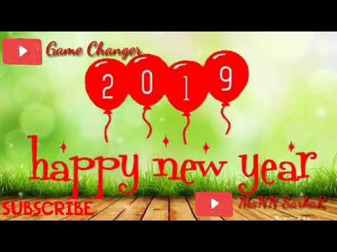 #HappyNew#Year #2019 #Chudi_Kangana #WhatsApp #Status