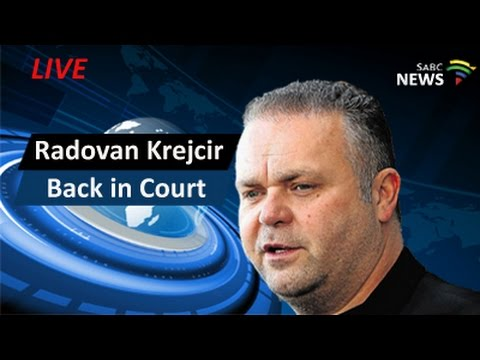 The murder trial of Krejcir and four co-accused resume Part 2