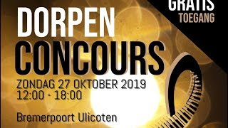 Dorpenconcours 2019 Bremerpoort Ulicoten