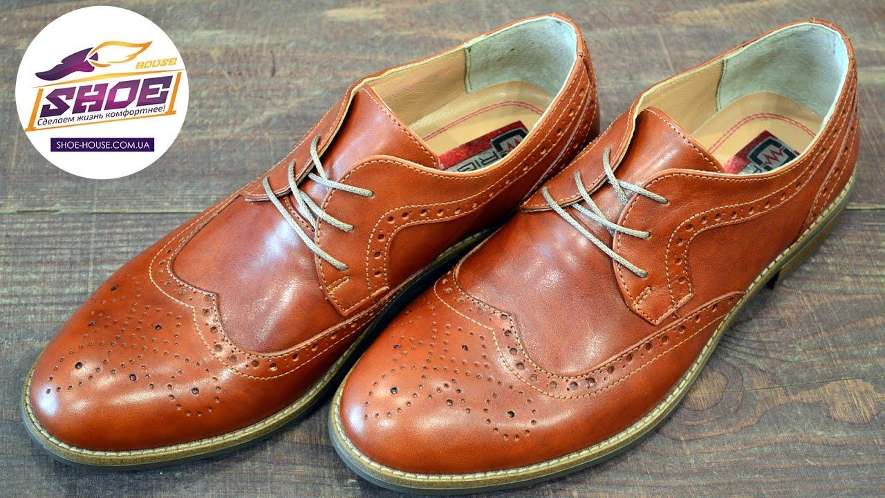 Мужская английская обувь Loake теперь в интернет-магазине в .