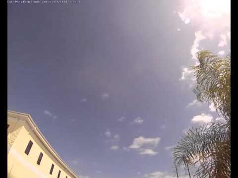 Cloud Camera 2016-04-18: Lake Mary Preparatory School