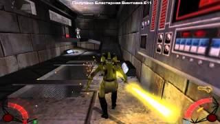 Star Wars Jedi Academy Escape Yavin 4 mod прохождение