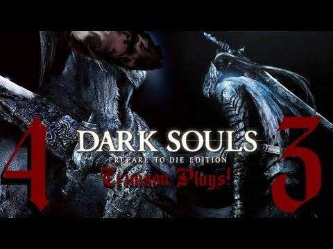 Dark Souls l Part 43 l Taxing the Township