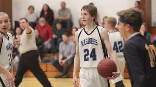 Medomak at Oceanside 8th grade boys basketball