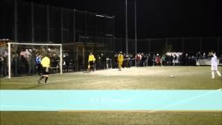Elfmeterkrimi Kreispokal-Halbfinale FC Dorndorf - TuS Dietkirchen 09.04.2014