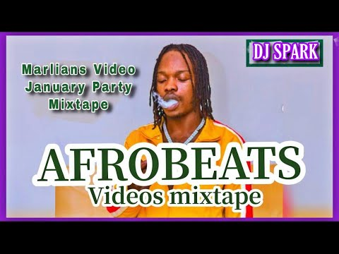 LATEST NAIJA AFROBEAT 2019/2020 OCTOBER PARTY MIX VOL 1. DJ SPARK FT NAIRA MARLEY,ZLATAN,TEKNO,REMA