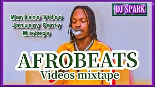 Gambar cover LATEST NAIJA AFROBEAT 2019/2020 OCTOBER PARTY MIX VOL 1. DJ SPARK FT NAIRA MARLEY,ZLATAN,TEKNO,REMA