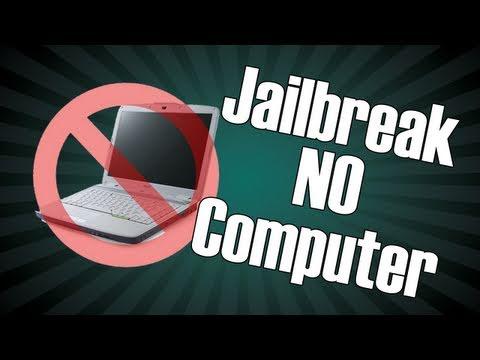 Jailbreak IPhone4, IPad, IPod Touch 4.0 (no Computer)