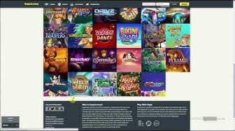 SuperLenny Casino Review - All the Key Details